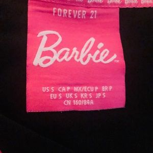 Forever 21 Tops - Barbie X forever21 Jersey